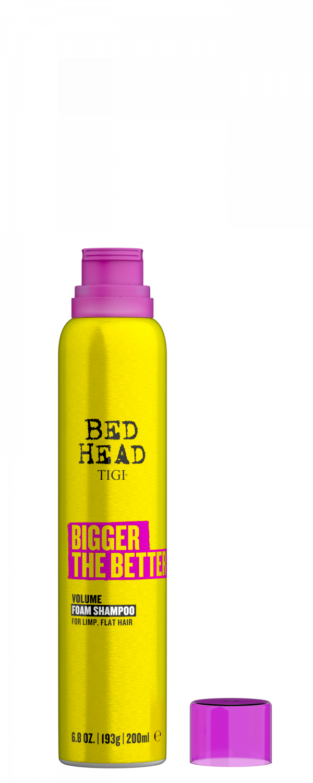 Bigger The Better - Hab sampon vékony hajra